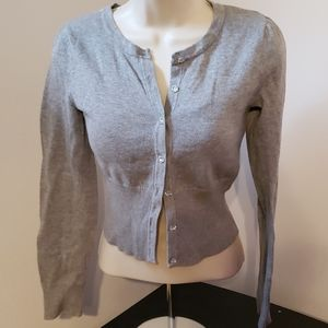 I.N. button up sweater